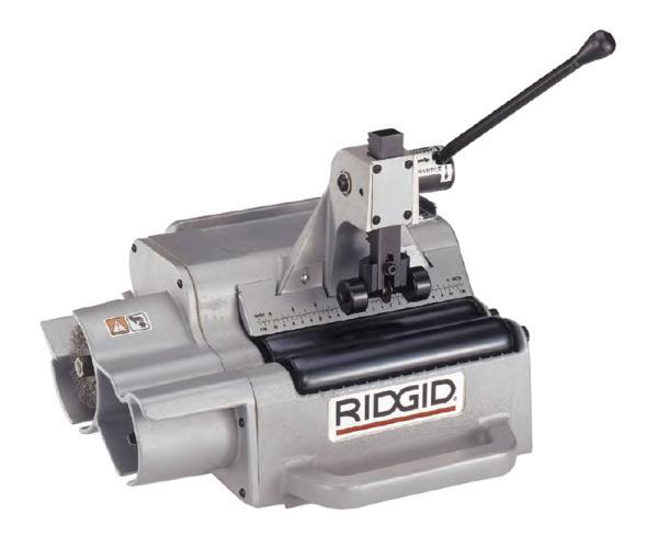 Ridge Tool Compan ※リジッド 122J-S 高速管端処理機 (SS) 97827  8681 3845796【smtb-s】