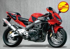 ヤマモトレーシング CBR954RR TI4-2-1 UP-TYPE チタン RACE 品番:10904-21TTR ※受注生産(2、3週間)※注文後キャンセル不可【smtb-s】