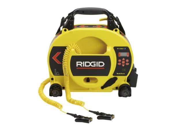 Ridge Tool Compan RIDGE シークテック発信器 ST‐33Q+ code:7623062【smtb-s】