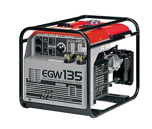 【送料無料】 EGW135新ダイワ エンジン溶接機 135A7587872【smtb-s】