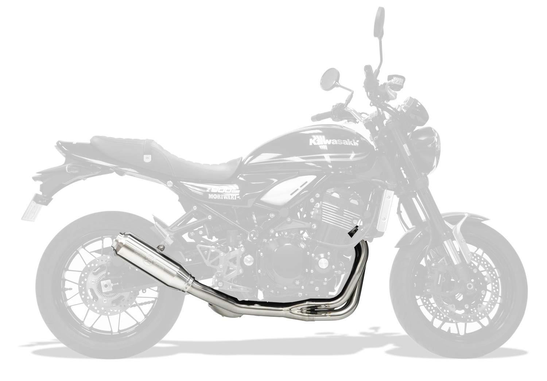 モリワキエンジニアリング 【必ず購入前に仕様をご確認下さい】Z900RS MONSTER  Ti (01810-D3250-00)【smtb-s】