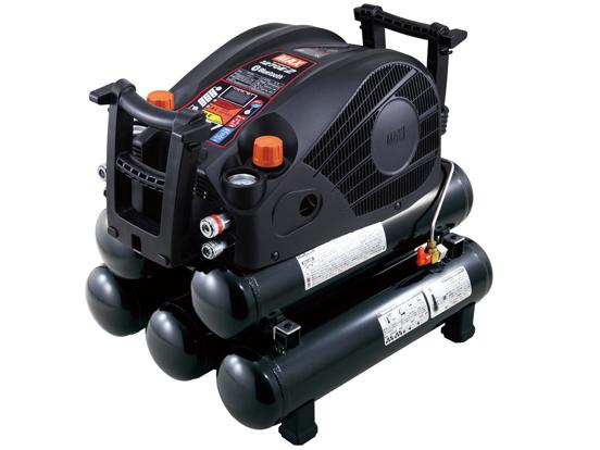 マックス(MAX) MAX 45気圧スーパーエアコンプレッサ 高圧専用 ブラック 27Lタンク (AKHH1270E2BLACK27L 7147)【smtb-s】