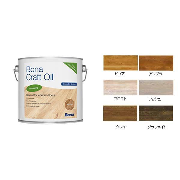 自然塗料仕上剤 オイルフィニッシュ Bonaクラフトオイル クレイ・GT562115001 (1426047)【smtb-s】