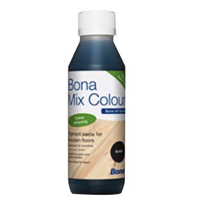 自然塗料 リッチトーン専用着色料 Bonaミックスカラー ブラック GX504407 (1426055)【smtb-s】