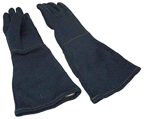 TRUSCO TRUSCO 耐熱手袋ロングタイプ 45cm TMZ-632F 3286967