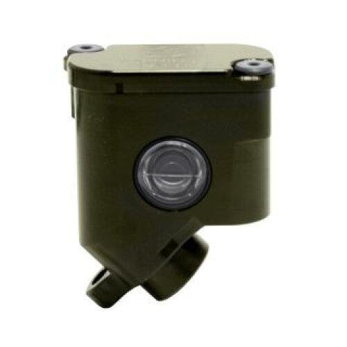 GALE SPEED リアブレーキマスター用 削り リザーバタンク 45°ブラウン GSM10-45BR【smtb-s】