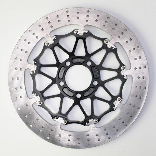 GALE SPEED (ゲイルスピード) クロスロックディスクローター フロント φ320 T=5.5 右 F)CBR1000RR 08-16 品番:GSBDF0003R【smtb-s】