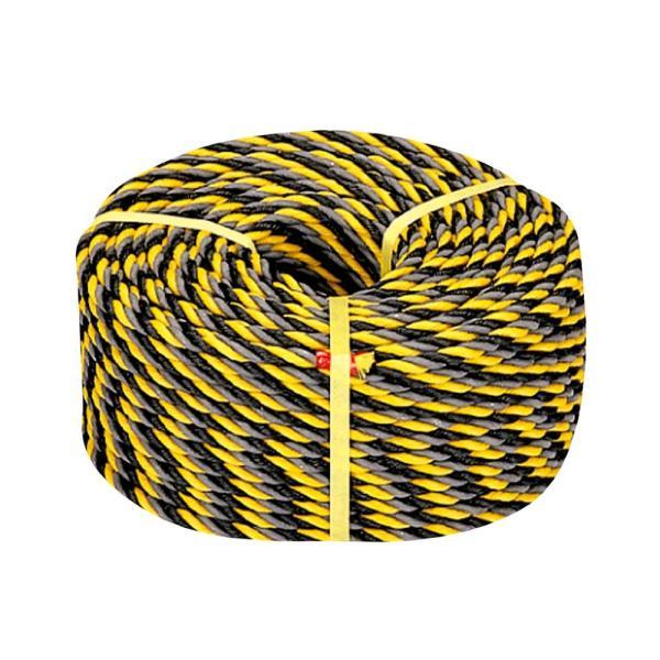 八ツ矢工業 光る標識ロープ 12mm径×100m 03089 (1430881)【smtb-s】