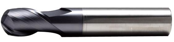 PROCHI PRC-R450M2 2枚刃超硬ボールエンドミル R4.5 H18【smtb-s】