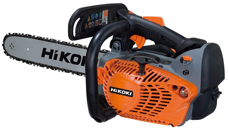 HiKOKI (ハイコーキ) エンジン チェーンソー トップハンドル 350(CS33EDTP(35))【smtb-s】