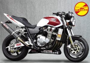 ヤマモトレーシング 03'~07' CB1300SF TI4-2-1 UP-TYPE チタン RACE 品番:11304-21TTR ※受注生産(2、3週間)※注文後キャンセル不可【smtb-s】