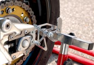 ヤマモトレーシング CB1300SF アクスルカラーSET チタンゴールド 品番:00012-19【smtb-s】