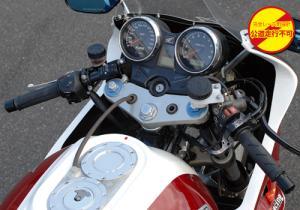 ヤマモトレーシング CB1300SF レース用セパレートハンドル 品番:00012-25【smtb-s】