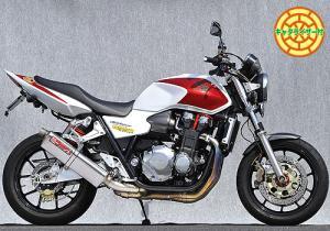 ヤマモトレーシング 2009'~ VTR250 FI SUS2-1 カーボン 触媒付き JMCAプレート付き 品番:10260-61SCC ※受注生産(2、3週間)※注文後キャンセル不可【smtb-s】
