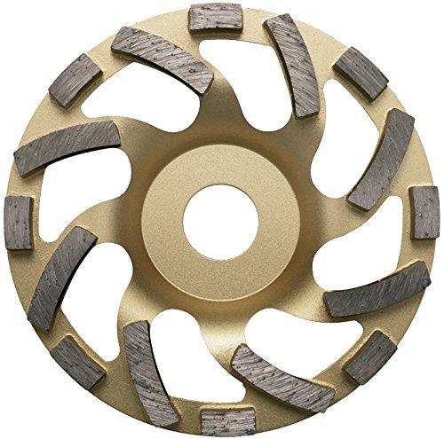 DIEWE(ディーべ) 39253 ユニバーサルゴールド カップホイール 100MM【smtb-s】