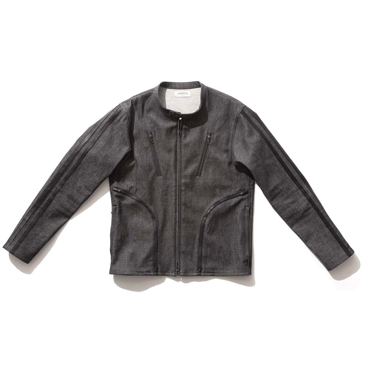 CORSA XS カドヤ(KADOYA) BK JACKET 品番:6245-0/BK/XS【smtb-s】