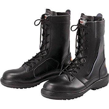 ミドリ安全/ミドリ安全 ミドリ安全 踏抜き防止板入り ゴム2層底安全靴 RT731FSSP-4 23.5 RT731FSSP423.5【smtb-s】
