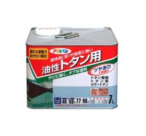 アサヒペン トタン用 7L 新茶【smtb-s】