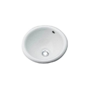 カクダイ 丸型手洗器 #DU-0473340031【smtb-s】