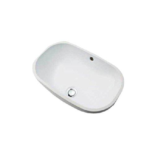 カクダイ アンダーカウンター式洗面器 #DU-0338490000【smtb-s】