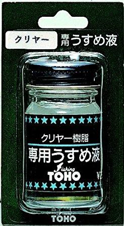 定番 春の新作続々 東邦産業 クリヤー樹脂専用うすめ液 BP
