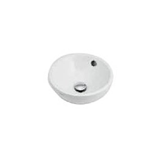 カクダイ 丸型手洗器 493-018【smtb-s】