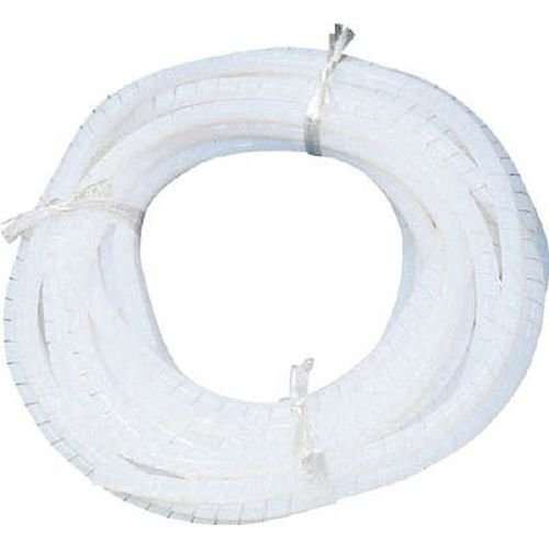 フロンケミカル フッ素樹脂(PTFE)スパイラルホース PTFE-10用 8×10 1巻(10m)NC2003110091471-6435-03【smtb-s】