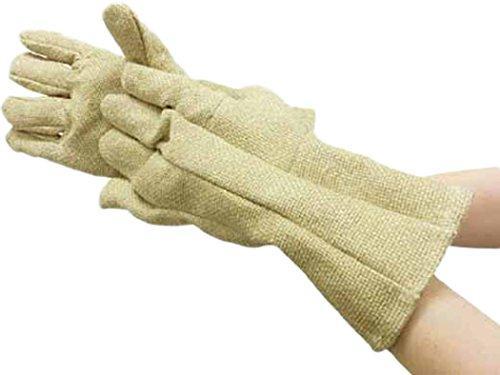 東栄 耐熱手袋 ゼテックスプラス TM 20112-2300-ZP 5本指手袋 580mmNCG1372028-5318-03【smtb-s】