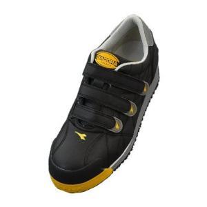 ※ドンケル DIADORA 安全作業靴 アイビス 白 25.0cm IB11250  4321 3881466【smtb-s】