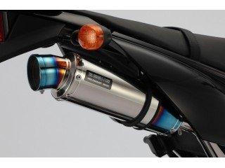 BEAMS R-EVO チタンサイレンサー D-TRACKER125 EBJ-LX125D  B412-53-007 ※メーカー在庫わずか【smtb-s】