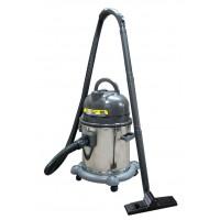 三共コーポレーション ステンレスバキュームクリーナー 乾湿両用型&ブロア掃除機 VAC-2500S【smtb-s】