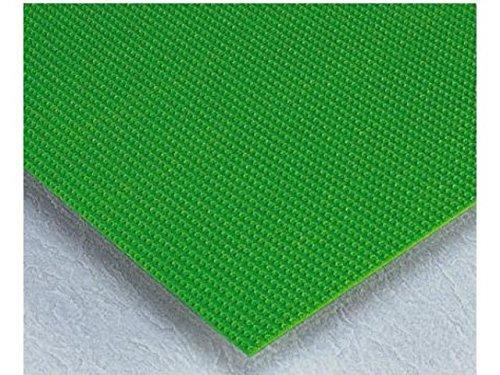 テラモト ダイヤマット 緑 1m×10m MR1430621【smtb-s】