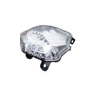 POSH NC700X/S LEDテールランプユニット (クリアー) (055090-91)