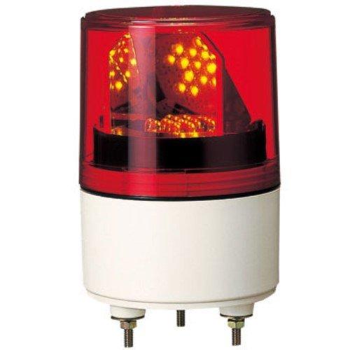 パトライト RLE型 LED超小型回転灯 Φ82 RLE-100-R 3239551【smtb-s】