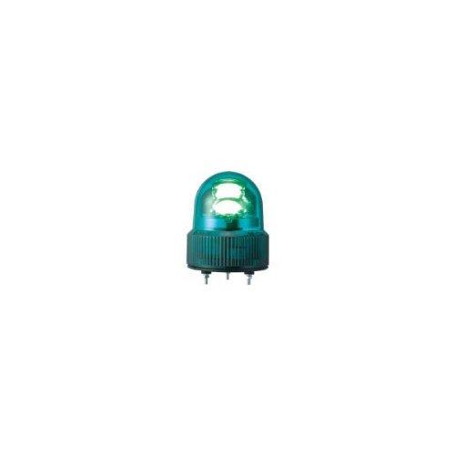 パトライト SKHE型 LED回転灯 Φ118 オールプラスチックタイプ SKHE100G 3239985【smtb-s】