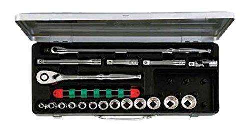 KTC(京都機械工具) 12.7sq.ソケットレンチセット[19点] TB413X 3073505【smtb-s】