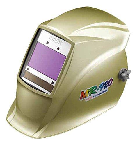 マイト工業 マイト レインボーマスク 超高速遮光面 MR920C【smtb-s】
