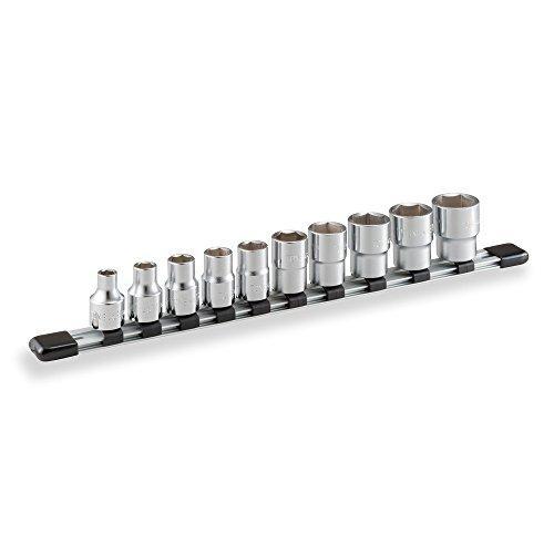 市場 送料無料 TONE ソケットセット 6角 代引き不可 10pcs HS410 ホルダー付