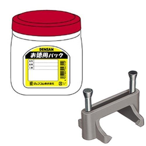 デンサン/ジェフコム ジェフコム TP-CFD-12 お徳用パック コンクリートサドル 管理コード:4993【smtb-s】