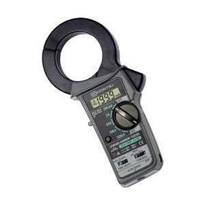 共立電気計器 2413R 漏れ電流・負荷電流測定用クランプメータ キュースナップ