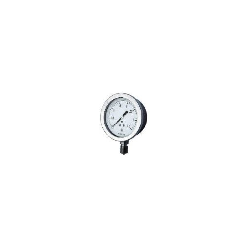 長野計器 グリセン入圧力計 GV51-133-0.2MP 1614444【smtb-s】