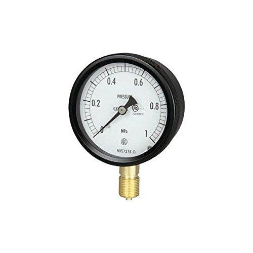 長野計器 密閉形圧力計 BC10-131-0MP 1614380