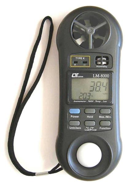 マザーツール 【ブランド】:MT 【商品名】:マルチ環境測定器 【規格】:LM-8000【smtb-s】