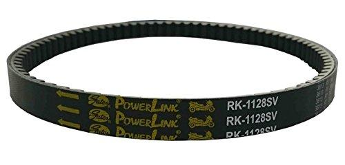 送料無料 RKエキセル RK-1128SV 贈呈 GATES チープ BELT SCOOTER