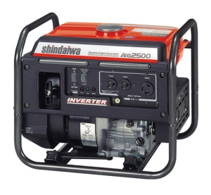 やまびこ産業機械 新ダイワ インバータ発電機(低騒音型) IEG2500【smtb-s】