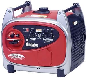 やまびこ産業機械 新ダイワ インバータ発電機(防音型) IEG2000M-Y【smtb-s】