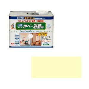 ニッペホームプロダクツ ニッペ 水性エコファミリー 7L アイボリー【smtb-s】