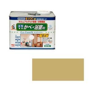 ニッペホームプロダクツ ニッペ 水性エコファミリー 7L ベージュ【smtb-s】