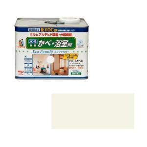 ニッペホームプロダクツ ニッペ 水性エコファミリー 7L ミルキーホワイト【smtb-s】
