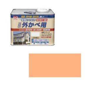 ニッペホームプロダクツ ニッペ 水性シリコン外かべ用 8K アートレッド【smtb-s】